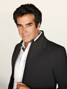 David Copperfield Bullett Magazine Shoot